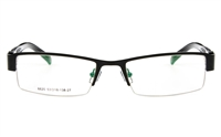 Dolce Luxy 6620 Stainless Steel Semi-rimless Unisex Optical Glasses