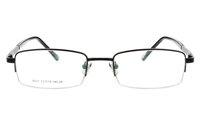 Siguall 6021 Stainless Steel Semi-rimless Unisex Optical Glasses