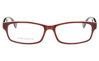 PHELPS JF1061 Acetate(ZYL) Womens Full Rim Square Optical Glasses