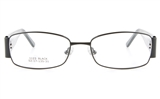 I-View 1123 Unisex Full Rim Optical Glasses - Oval Frame