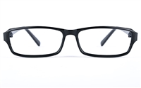 Poesia 3030 Propionate Unisex Rectangle Full Rim Optical Glasses