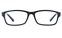 Poesia 3025 Unisex Oval Full Rim Optical Glasses